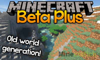Beta Plus Mod [1.14.4] [1.13.2] [1.12.2]