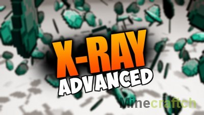 Advanced XRay Mod [1.14.4] [1.12.2] [1.11.2] [1.10.2] [1.9.4] [1.8.9] [1.7.10]