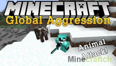 Global Aggression Mod [1.14.4]