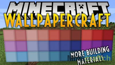 Wallpapercraft Mod [1.15.1] [1.14.4]