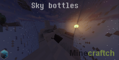 Sky Bottles - SkyBlock Survival [1.13.2]