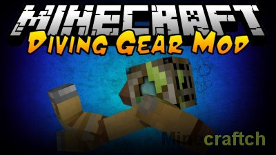 Simple Diving Gear Mod [1.15.2] [1.14.4] [1.13.2] [1.12.2]