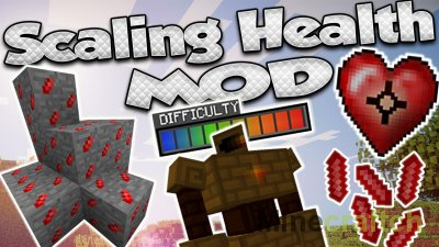 Scaling Health Mod [1.15.2] [1.14.4] [1.13.2] [1.12.2] [1.11.2] [1.10.2]