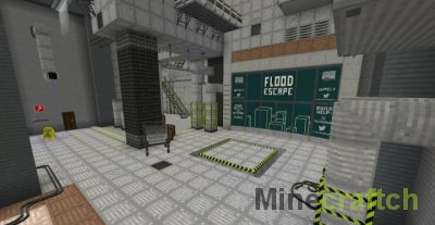 Flood Escape [1.13.2]