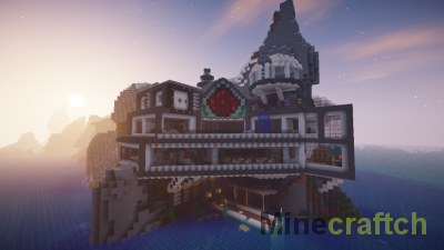 Redstone Cliff House [1.15.2]