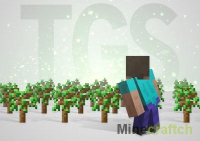 Tree Growing Simulator Mod [1.15.2] [1.14.4] [1.12.2] [1.10.2] [1.9.4] [1.7.10]