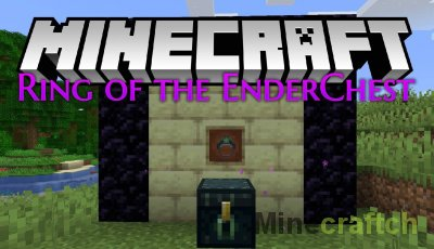 Ring of the Enderchest Mod [1.16.1] [1.15.2] [1.14.4]