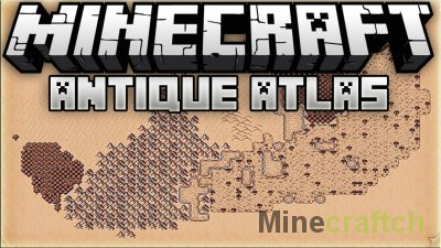 Antique Atlas Mod [1.16.1] [1.15.2] [1.14.4] [1.11.2] [1.10.2] [1.9.4] [1.8.9] [1.7.10]