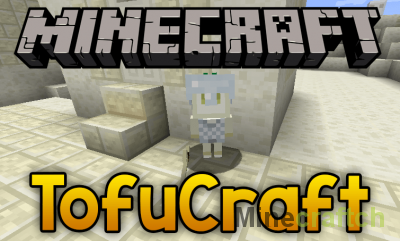 TofuCraft Reloaded Mod [1.16.1] [1.15.2] [1.14.4] [1.12.2]