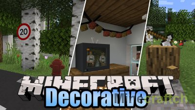 Decorative Mod [1.16.2] [1.15.2]