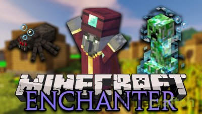 Enchant with Mobs Mod [1.16.3] [1.15.2]