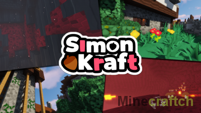 SimonKraft Resource Pack [1.16.4] [1.15.2]