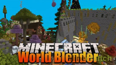 World Blender Mod [1.16.4] [1.15.2]