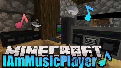 IAm Music Player Mod [1.16.4] [1.15.2]