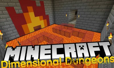 Dimensional Dungeons Mod [1.16.5] [1.15.2] [1.14.4]