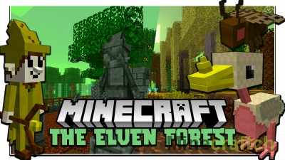 The Elven Forest Mod [1.12.2]
